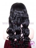 Soft Body Wave #1 Indian Remy Hair Glueless Full Lace Wigs