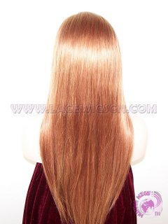 Straight Mix Color Brazilian Virgin Hair Full Lace Wigs