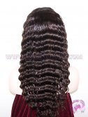 Deep Body Wave #2 Highlight #3 Indian Remy Hair Full Lace Wigs