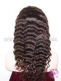 Deep Body Wave #2 Brazilian Virgin Hair Silk Top Lace Wigs