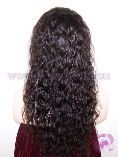 Loose Curl #2 Indian Remy Hair Lace Front Wig