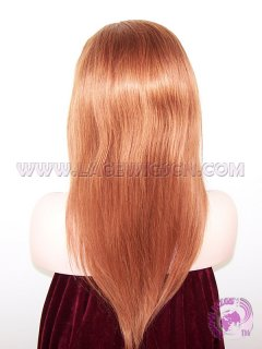 Straight #30 Indian Remy Hiar Full Lace Wigs