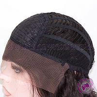 synthetic lace front wig cap