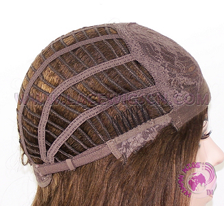 glueless lace front cap