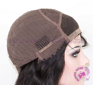 lace front glueless cap