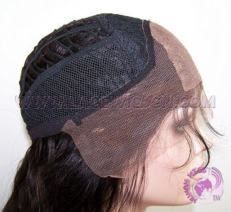 silk base lace front cap